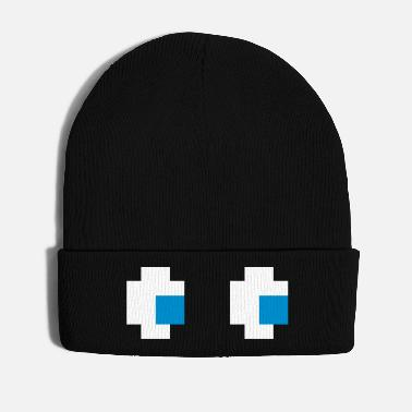 Eighty Ghost Eyes Ghost Eyes Comic Computer Game Console - Winter Hat