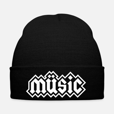 Metal Heavy Metal Music - Gorro de invierno