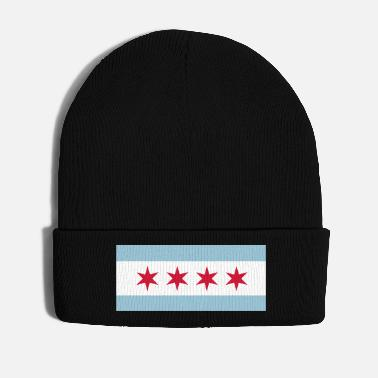 Chicago Flag of Chicago - Winter Hat