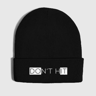 Dont hit - Winter Hat