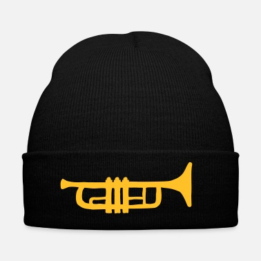 Instrument Trumpet musical instrument orchestra wind instrument - Winter Hat
