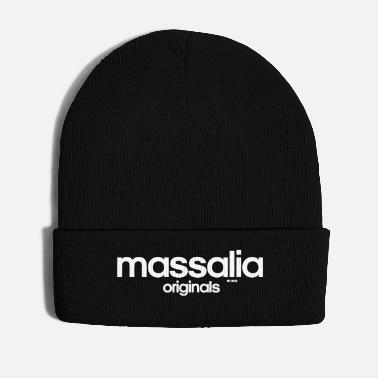 Original MASSALIA Originals logo blanc - Bonnet