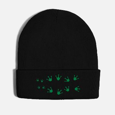 Frog Frog Parents - Gorro de invierno