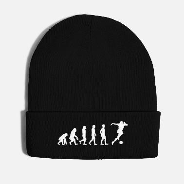 Ball Soccer evolution - Winter Hat