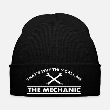 Mechanic BEST CAR MECHANIC MECHANIC GIFTS SHIRT - Winter Hat