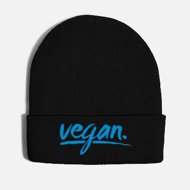 Vegan vegan - simply vegan ! - Wintermütze
