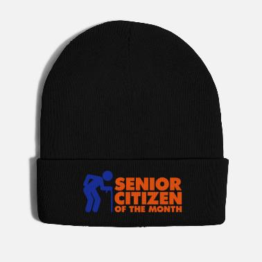 Person Senior of the Month - Winter Hat