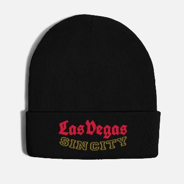 Vegas LAS VEGAS SIN CITY - Winter Hat