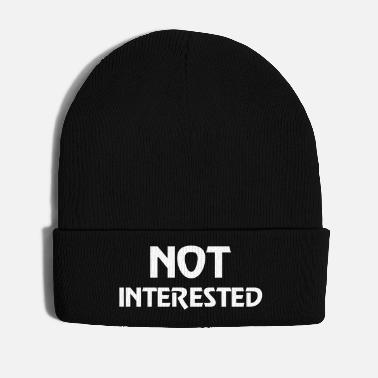 Fichissimo Not interested - Cappello invernale