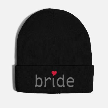 Honeymoon Bride (wedding, honeymoon) - Winter Hat