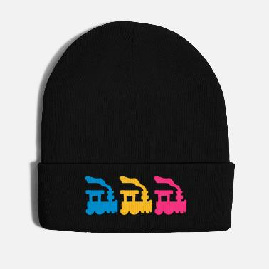 Training Trains - Winter Hat