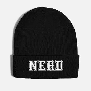 College NERD - Winter Hat