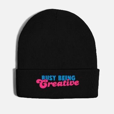 Creative BUSY being CREATIVE! - Winter Hat