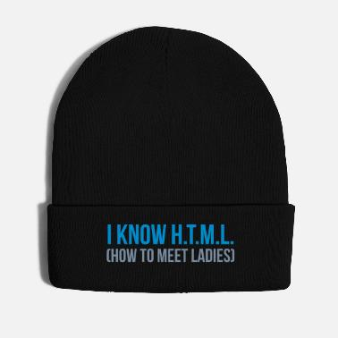 Html html - Winter Hat