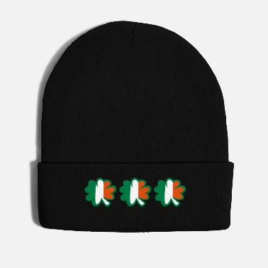 Marry Underwear ♥ټ☘Kiss the Irish Shamrocks to Get Lucky☘ټ♥ - Winter Hat