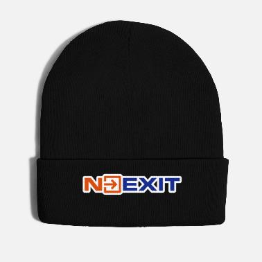 Nexit logo DB 2020 - Winter Hat