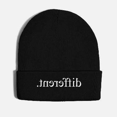 Different Be different - Winter Hat
