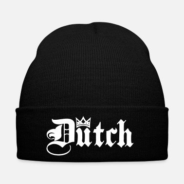 Dutch Dutch with Crown - Winter Hat