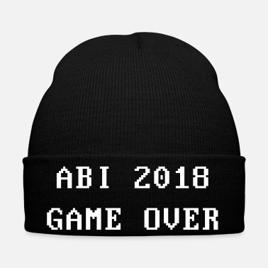 Abi Abi 2018 - Game Over - Cappellino invernale