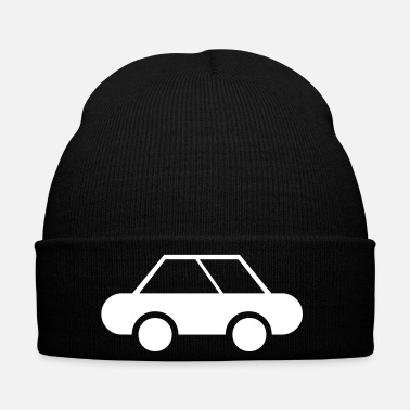 Mobile Car Cars Vehicle Mobile - Winter Hat