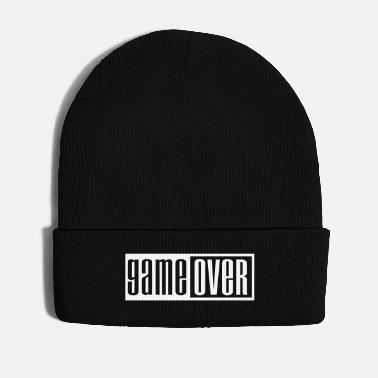 Game Over game over outline - Gorro de invierno