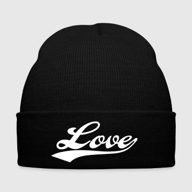 I Love LOVE - i love you - Bonnet d'hiver