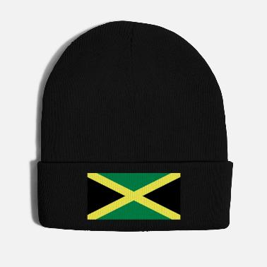 National National Flag Of Jamaica - Winter Hat