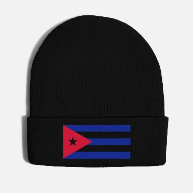 Havana National Flag Of Cuba - Winter Hat
