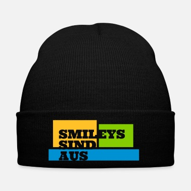 Out smileys are out - Winter Hat