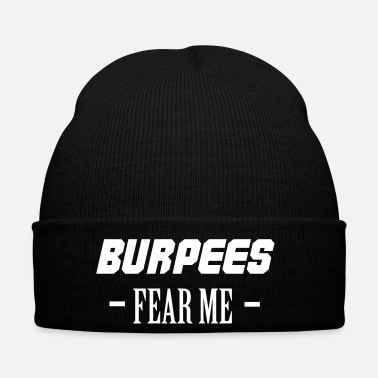 Squat Burpees Fear Me - Pipo