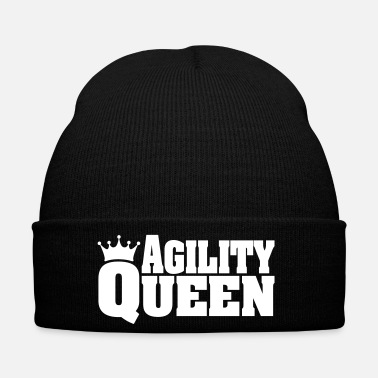 Dog AGILITY QUEEN - Winter Hat