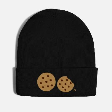 Snack sweets_Chocolate cookies - Winter Hat