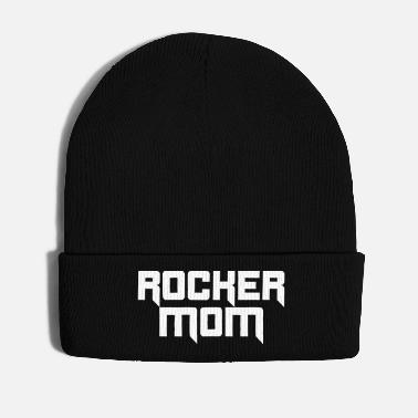 Hardrock Rocker Mom rockig Hard Rock Rockerin Metal Mutter - Wintermütze