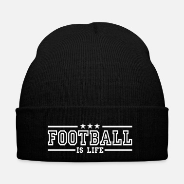 Deluxe football is life deluxe - Winterhue