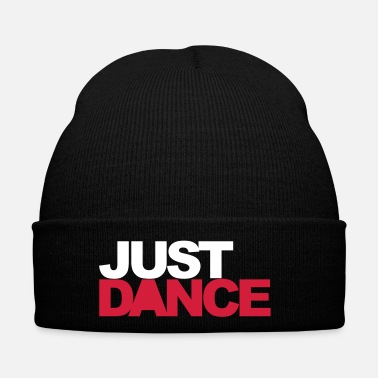 Just Just Dance 2 Music Quote - Cappellino invernale