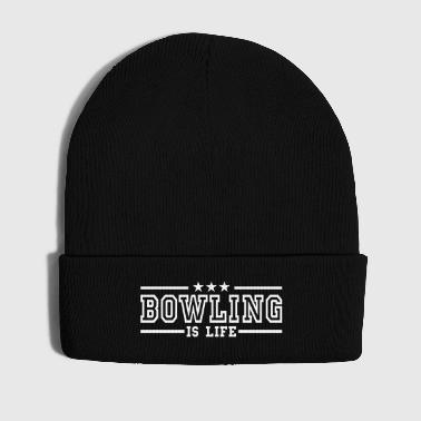 bowling is life deluxe - Winter Hat