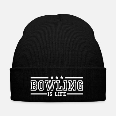 Pins bowling is life deluxe - Bonnet d'hiver