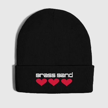 Brass Band Hearts - Winter Hat
