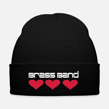 Band Brass Band Hearts - Cappellino invernale