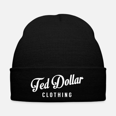 Dollar Signature Ted Dollar Clot - Bonnet d'hiver