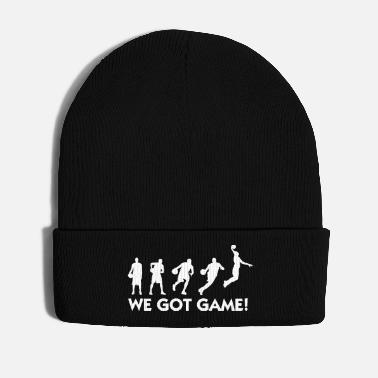 Charles Darwin The Evolution Of Basketball - Winter Hat