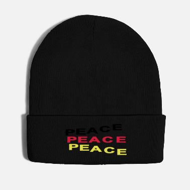 Country Peace country flag - LuLucky ™ - Cappello invernale