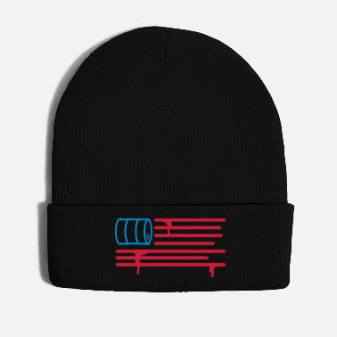 Oil The United States Of Oil - Winter Hat