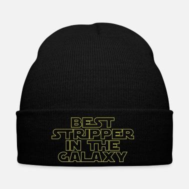 8819c757445 Stripper Best Stripper in the Galaxy - Winter Hat