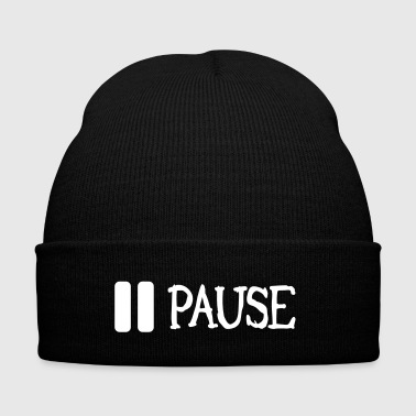 pause - Winter Hat