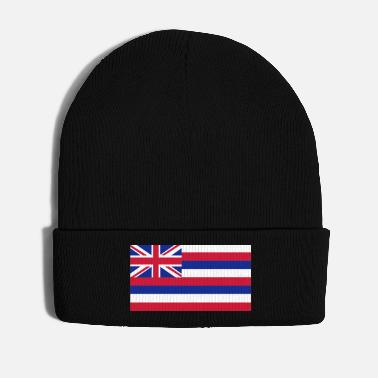 Hawaii Flag of Hawaii - Winter Hat