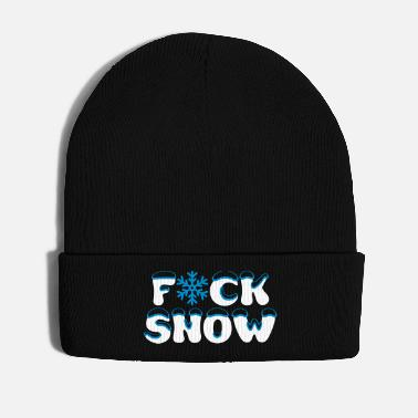 Frosty Shit Snow - Winter Hat