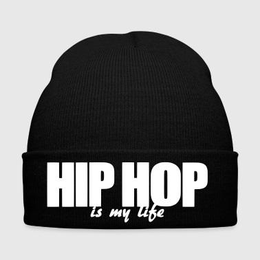 hip hop is my life - Winter Hat