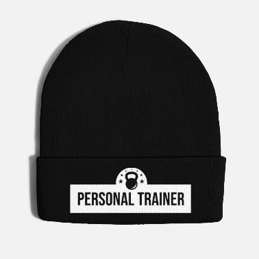 68310463290c2c Personal Trainer personal trainer with weight - Winter Hat