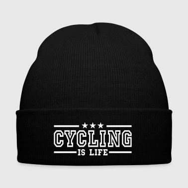 cycling is life deluxe - Cappellino invernale